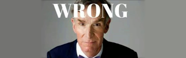 Bill Nye, YHWH's Pawn in Science Miscommunication?